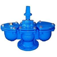 Double Orifice Kinetic Air Valve DN80 Cast Iron PN16 Low Maintenance