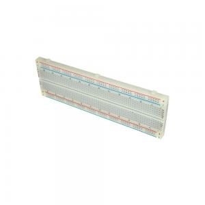 Quality Arduino 830 Point Solderless Bread Board , Self Adhesive Electronic Breadboard for sale