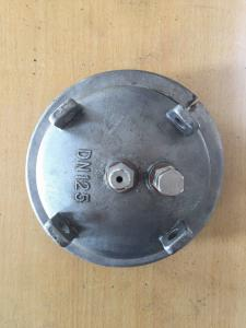 China 125mm Hydrostatic Pressure Equipment?End Cap , Reliable Tube End Caps Metal on sale