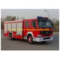 China SINOTRUK Hot Product HOWO fire fighting truck  8000 liters with stainless steel plate on sale
