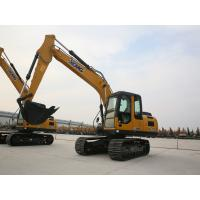 XCMG Road Construction Machinery Diesel Excavator XE150D With Yanmar Engine