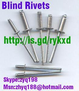 China Blind rivets/POP Blind rivets/Computer Case Blind rivets on sale