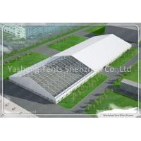 Semi-Permanent Warehouse Industrial Fabric Buildings Professional Strong Marquee
