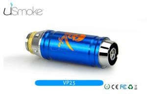 China mechanical mod power electronic cigarettes atomizer vp25 mod with fantastic design on sale