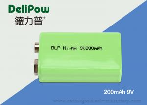 China 6F22 High Capacity 9v Rechargeable Battery For Emergency Light on sale