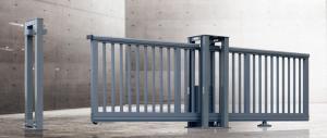 China Garrison Fencing Sliding Gates /Tubular Steel Sliding Gates on sale