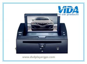 China MAZDA6 Two DIN 7'' Car DVD Player with GPS/TV/BT/RDS/IR/AUX/IPOD on sale