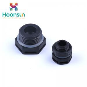 China Breathable Nylon Screw Vent Plugs Valve For LED Lighting Equipment on sale