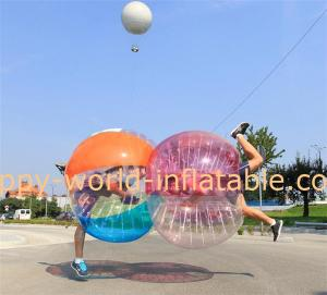 China bubble football , inflatable bubble football , inflatable bubble football on sale