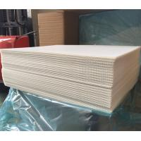 China 3mm PVC Foam Board Rigid With High Impact Strength Weather Proof Easy To Maintain on sale