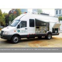 Quick Overhaul High Voltage Measurement Equipment Mobile Electric Test Vehicle