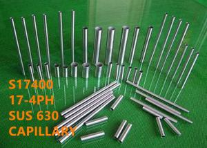 China Precipitation Hardening Special Alloys Capillary SUS630 / S17400 High Hardness on sale