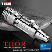 China 2014 alibaba hottest selling now electronics wax atomizer Yocan THOR portable enail no wicks on sale