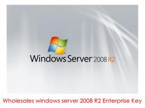 China Windows Server 2008 Licensing For Microsoft Windows Server 2008 R2 Standard on sale