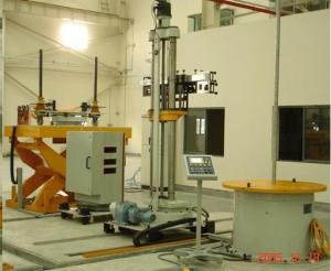 China Hydraulic CNC Winding Machine Pit Vertical with Automatic Controlled on sale