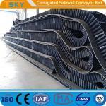 B650 Corrugated Sidewall Rubber Conveyor Belt