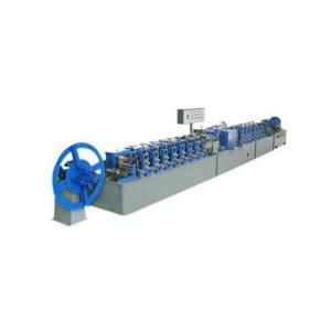 China Stainless metal pipe making machine on sale