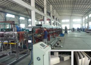 China Automotive Polyurethane Sandwich Panel Machine , PU Foam Equipment on sale