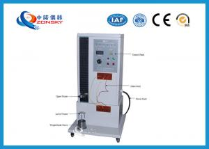 China Digital Digital Torsion Testing Machine 1 - 20 Times/Min For Wire And Cable Twisting Test on sale