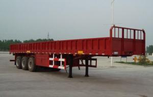 China Tri-axle cargo semi-trailer on sale