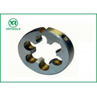 China Metric / Inch Pipe Threading Dies , High Hardness 1 Inch Die TIAIN Coated on sale