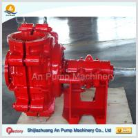 China Heavy Duty Mineral Processing Slurry Pump on sale
