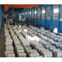 600mm - 1500mm Width Hot Dipped Galvanized Steel Coils For Construction / Base Metal