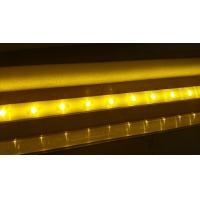 UV Free LED Light, Anti UV LED tube 1200mm 30W Yellow LED Tube for Replace Philips TL-D 36W/16 Yellow