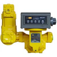High temperature and high stick Over Gear Flow Meter