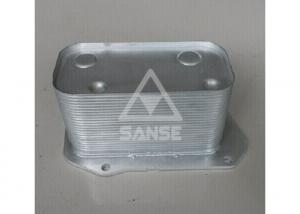 China Volvo EC210B Excavator D6D Oil Cooler Core / Diesel Oil Cooler Diesel Engine Parts on sale