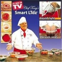 Smart Lidz vacuum seal containers
