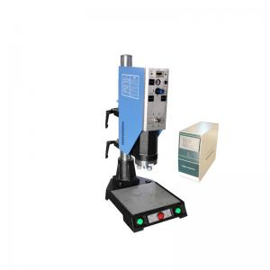 China Desktop Filter Bag Ultrasonic Welding Machine 20k 2000w With 1 Year Warranty on sale