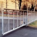 Popular Aluminum Privacy Temporary Fence, New Design Aluminum Fence Panels for America