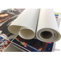 "China Ultra Premium 100% Cotton Inkjet Canvas Satin & Glossy for HP CANON in 24 36 44 50 60"" on sale"