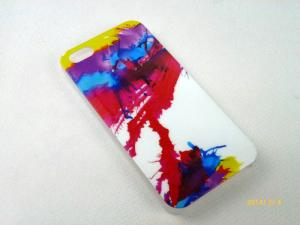 China Dustproof custom Hard Plastic Cell Phone Covers For Apple iphone 5C / Sony Xperia Z2 on sale