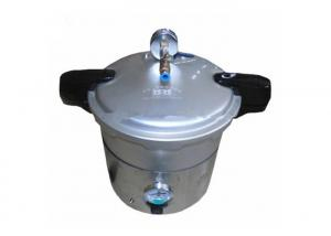 China Dental laboratory equipment Dental Stainless Steel High pressure pot on sale