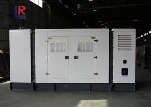 China groupe électrogène diesel du conteneur 500kVA silencieux avec la vitesse de moteur électrique du début 1500rpm on sale