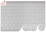 Sri Lanka Guipure Venice Polyester Lace Trims With Embroidered Floral Pattern