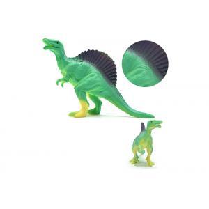 Simulation Electrostatic Dinosaur Model Toys / 12 Models Big Dinosaur Toys For Toddlers