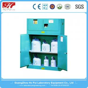 China Harmful Gas Storage Industrial Lab Furniture , Flammable Storage Cabinet on sale