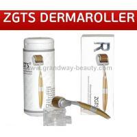 Micro Needle Roller Titanium ZGTS Metallic Acne Scar Wrinkle Derma
