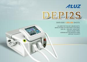 China Semi conductor laser 808nm  no pain painless fast golden laser  removal Machine on sale
