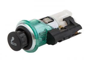 China Green Light Car Cigarette Lighter 12V 120W Assembly Socket And Plug Set Universal on sale