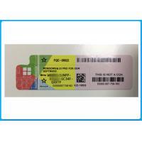 Windows10 Pro Coa License Sticker Global Area Online Activation FQC-08922