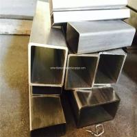 China Titanium flat Tube  , seamless titanium tube on sale