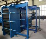Thermal Conductivity Flat Plate Heat Exchanger , Gasketed Plate Heat Exchanger