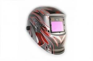China Professional Light Welding Helmet , painting vision welding helmet on sale