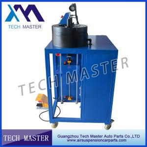 China High Pressure Hydraulic Hose Pipe Crimping Machine Making Air Suspension Spring on sale