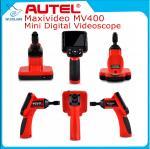 China Car Diagnostic Tool Autel Maxivideo MV400 Mini Digital Videoscope with 5.5mm diameter imager head inspection camera wholesale