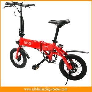 China New Style 36v 250w 14inch Electric Boost Bike Folding Bike Mini Adult Foldable on sale